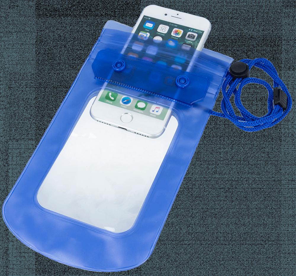 Xiaomi Redmi 4X vízálló tok univerzális kék