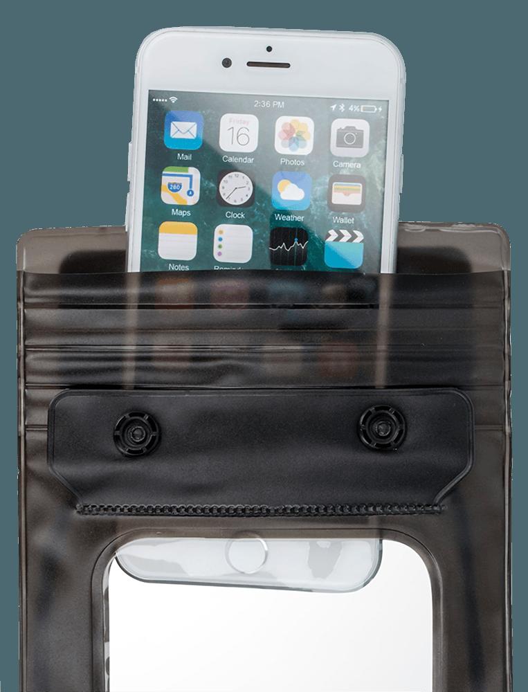 Xiaomi Mi Note 3 vízálló tok univerzális fekete