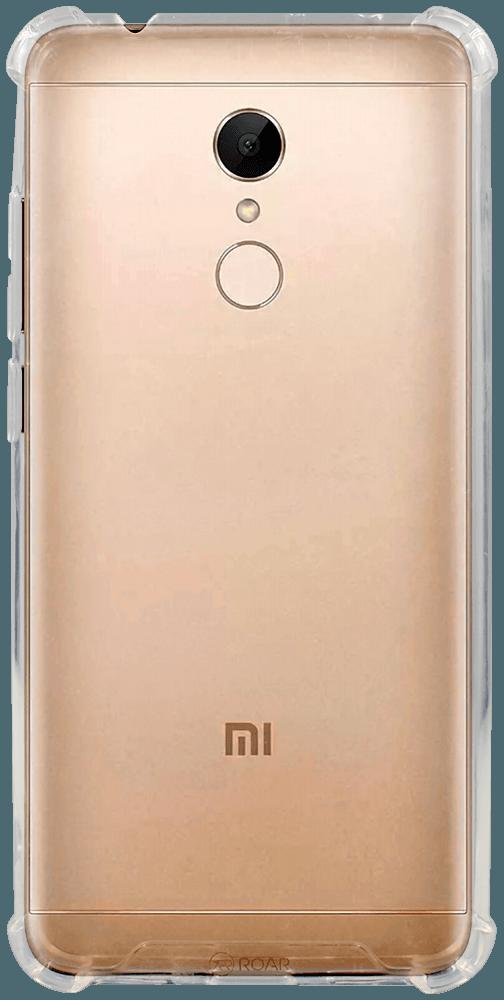 Xiaomi Redmi 5 kemény hátlap gyári ROAR légpárnás sarok átlátszó