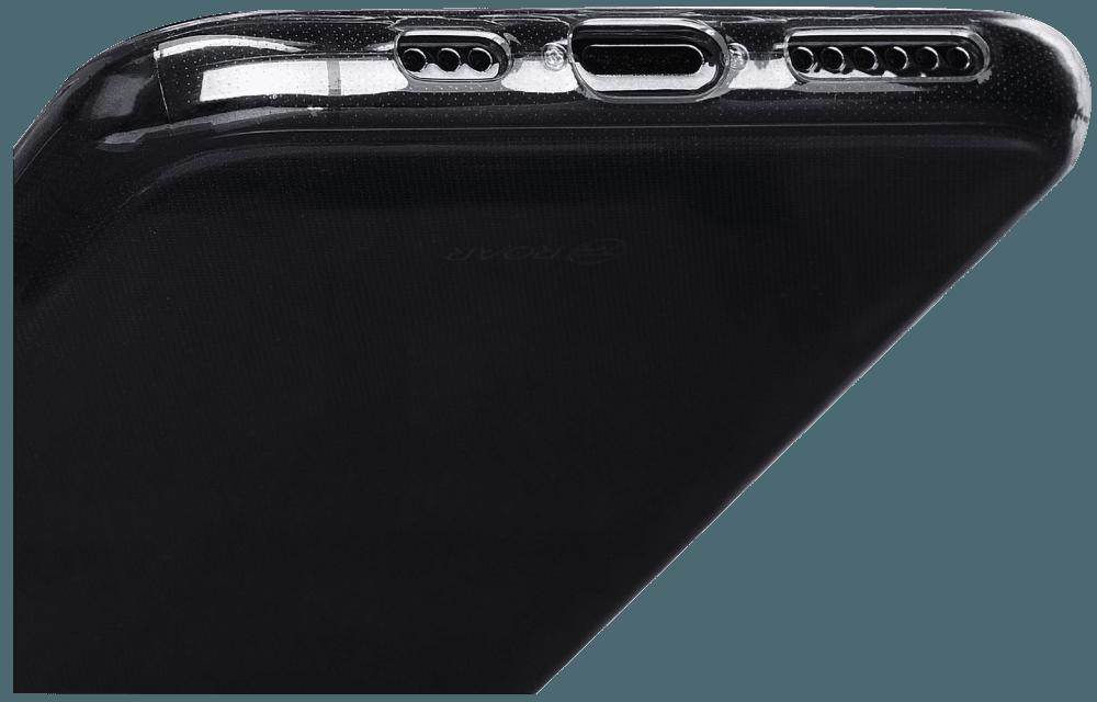 Xiaomi Mi Note 10 Pro szilikon tok gyári ROAR átlátszó