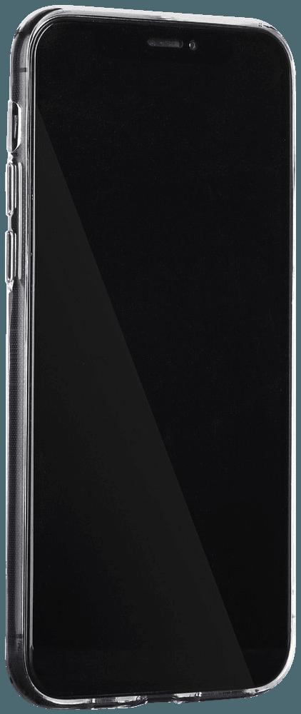 Apple iPhone 11 szilikon tok gyári ROAR átlátszó