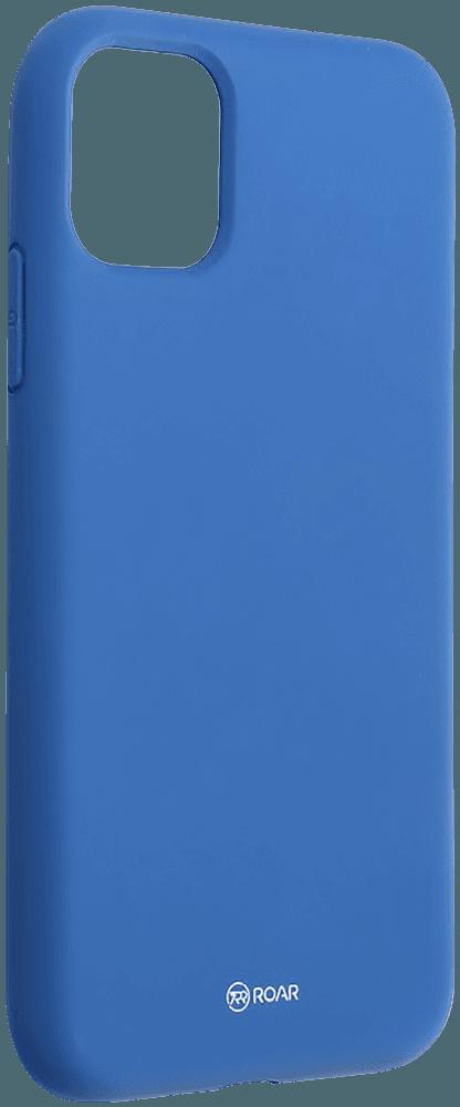 Samsung Galaxy A72 5G (SM-A726B) szilikon tok gyári ROAR sötétkék