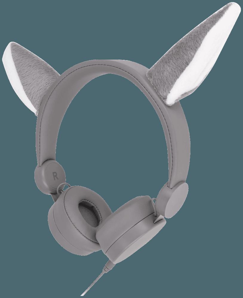 LG K10 2017 (M250N) Setty vezetékes fejhallgató mágneses farkas fülekkel
