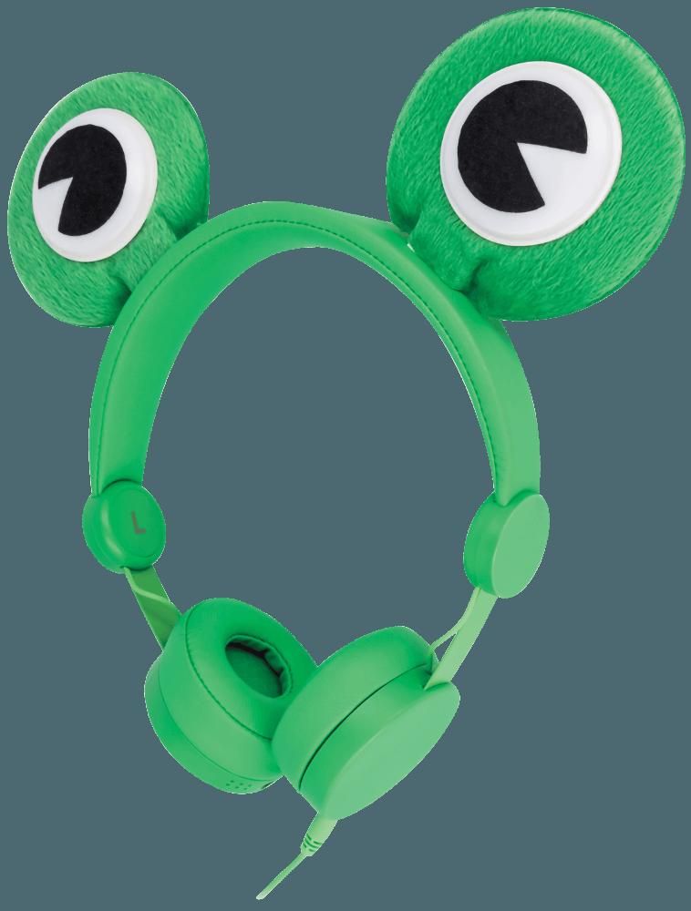 Nokia 3 2019 (3.2) Setty vezetékes fejhallgató mágneses béka szemekkel