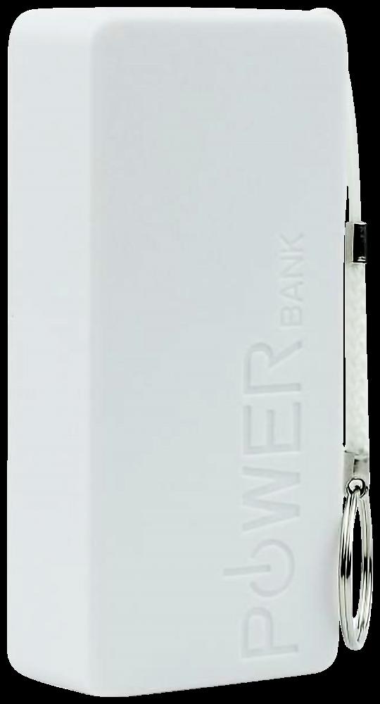 LG K10 2017 (M250N) power bank - külső akkumulátor BLUN ST-508 fehér