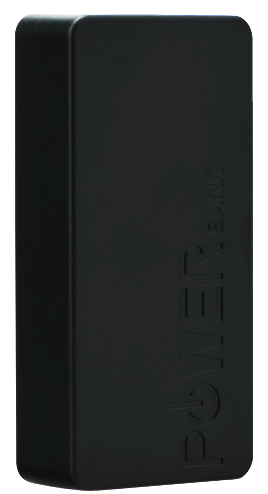 Xiaomi Redmi 4X power bank - külső akkumulátor BLUN ST-508 fekete