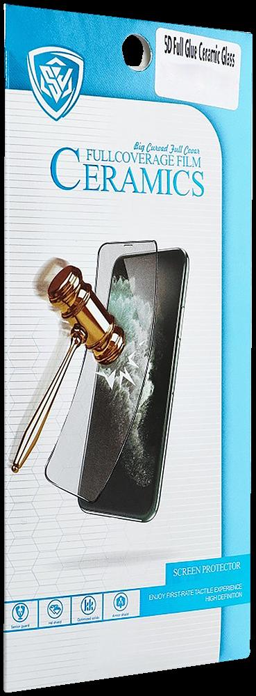 Samsung Galaxy A72 5G (SM-A726B) 5D Full Glue kerámia üvegfólia