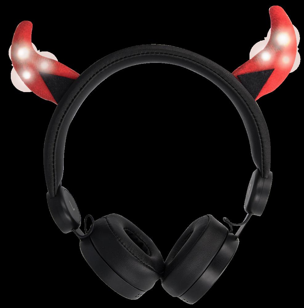 Xiaomi Redmi 4X Setty vezetékes fejhallgató mágneses ördög szarvakkal