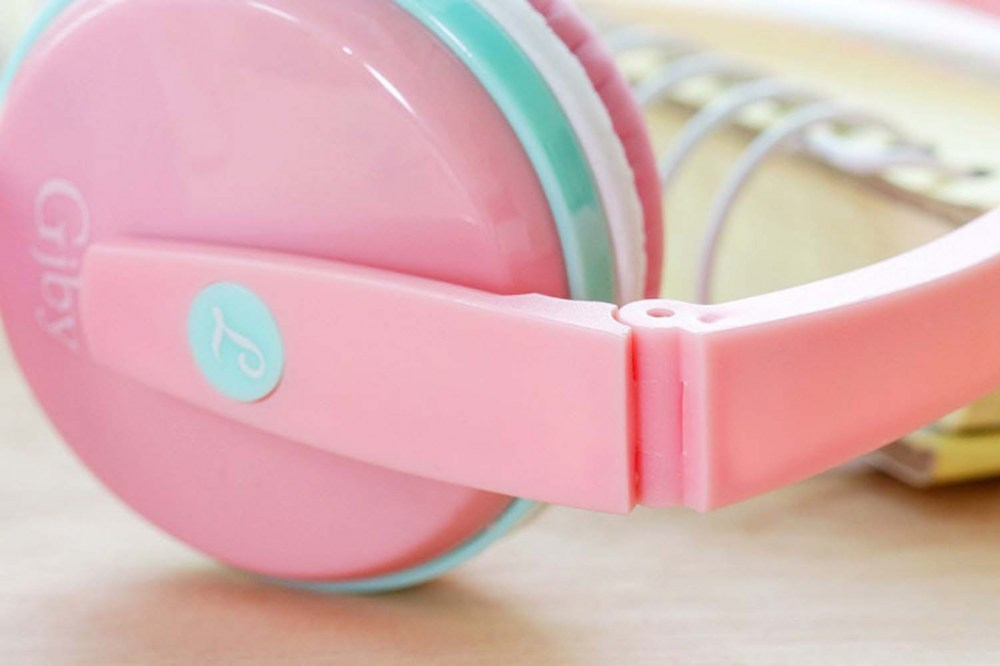Xiaomi Redmi Note 10s vezetékes fejhallgató gyerekek számára GJBY Audio Extra Bass (GJ-04) fekete