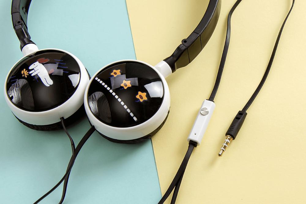 Xiaomi Redmi Note 9T vezetékes fejhallgató gyerekek számára GJBY Audio Extra Bass (GJ-06A) fekete