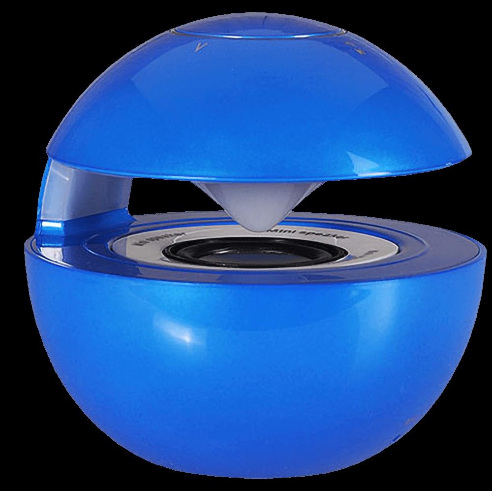 Samsung Galaxy A72 5G (SM-A726B) bluetooth hangszóró Vennus Led Ball kék